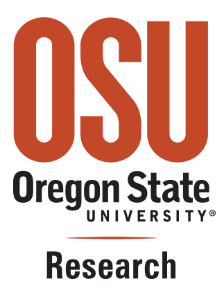 Oregon State University Research Office logo