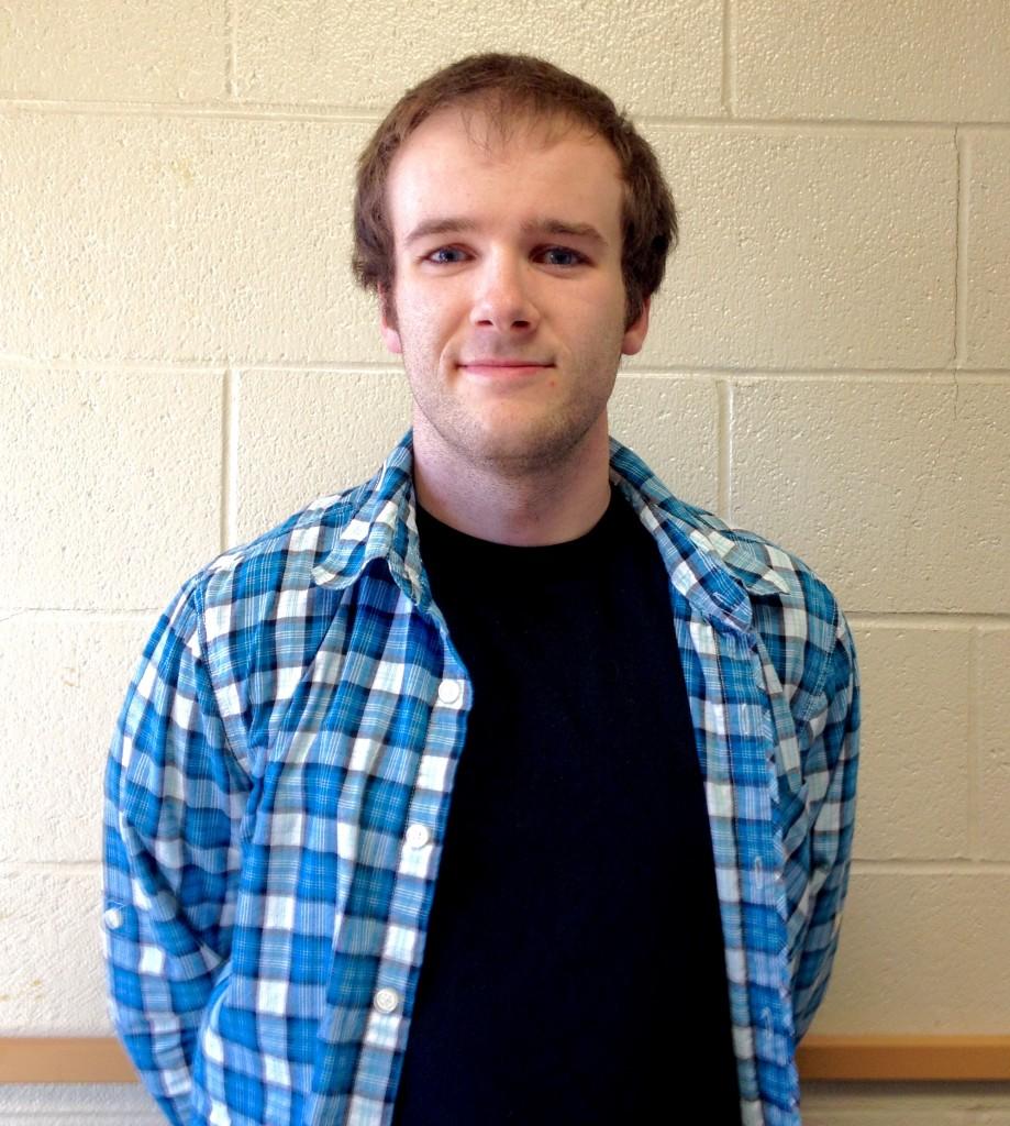 Alex Turpin, Engineering Technician
