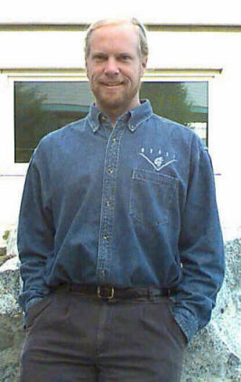 Dr. Dave Mellinger, Associate Professor / Senior Research