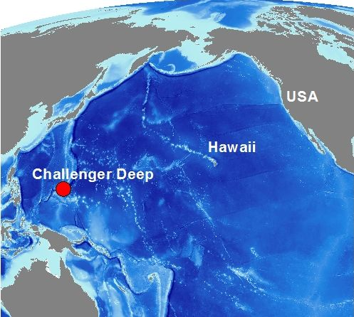 Mission To Challenger Deep Ocean Acoustics Program
