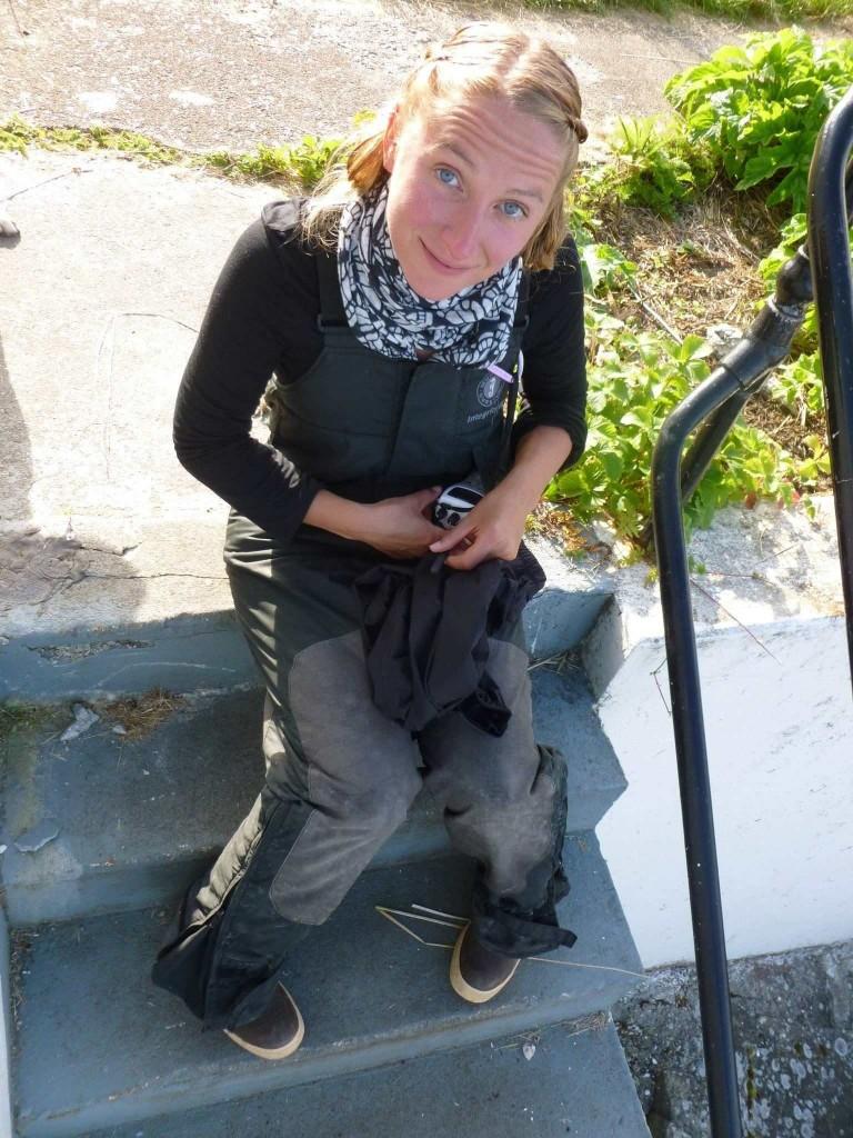 Michelle Fournet / Graduate Research Assistant