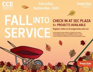Fall into Service 9.26.15