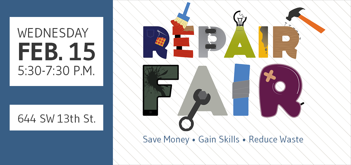 Repair Fair graphic