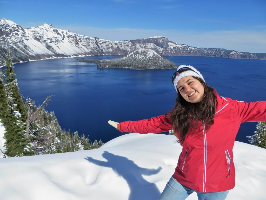 Solene at Crater lake