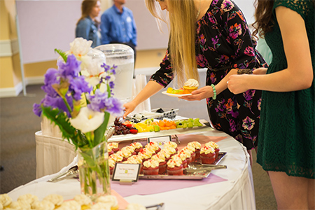 Scholarship Dessert celebrates excellence and gratitude