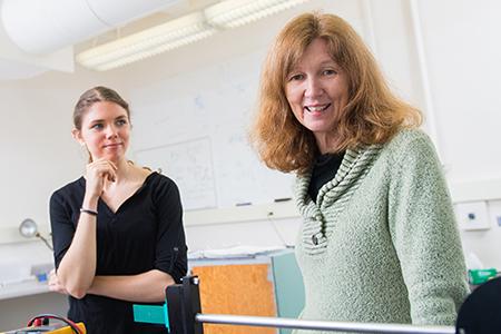 Physics professor named OSU Alumni Association Distinguished Professor