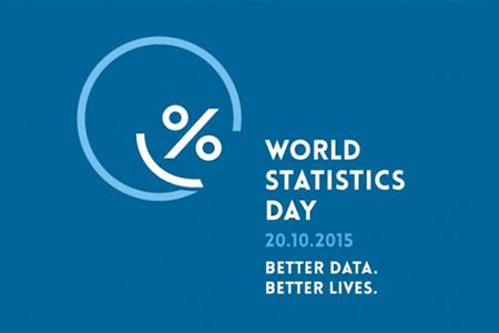Celebrating World Statistics Day 2015