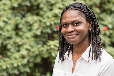 Faculty Highlight: Afua Nyarko