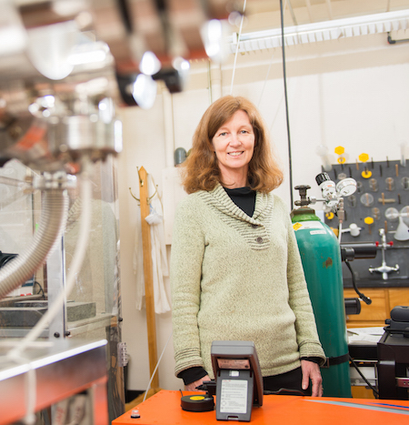 Physicist named a distinguished professor
