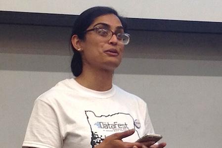 DataFest Oregon delivers mind-numbing fun