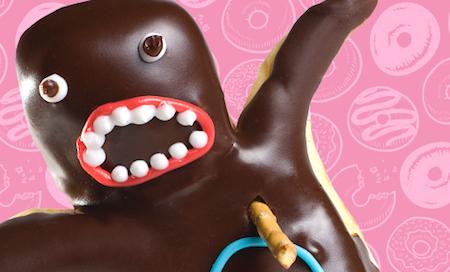 Weird Science: Doughnuts, games and a study break