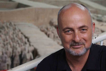 Sci-fi author and scientist David Brin visits OSU