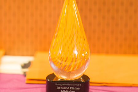 Recognizing excellence in science: 2016 Alumni Awards