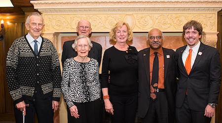 Scenes from 2016 Science Alumni Award Ceremony