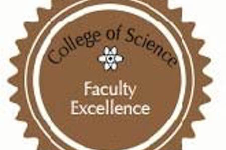 Science faculty receive top university honors