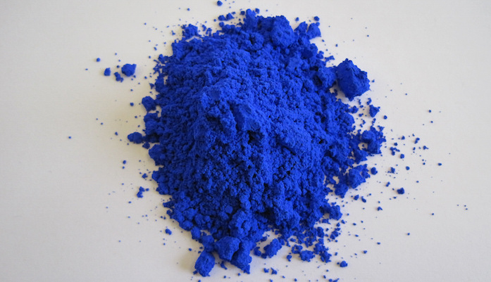 New blue pigment discovered at Oregon State earns EPA approval