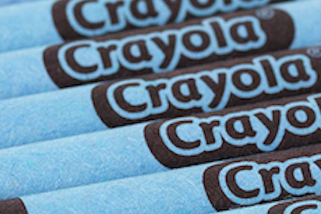 Hello, Bluetiful! There's a new YInMn blue-inspired crayon
