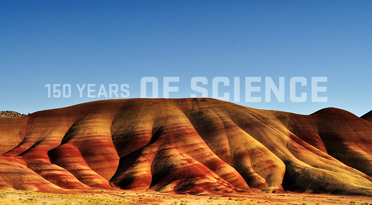 Milestones: Oregon State Science at the helm for 150 years