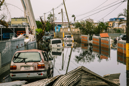 Taking science across borders to help Puerto Rico in aftermath of Hurricane Maria