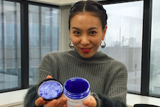 Japanese musician recreates YInMn blue to help the children of Fukushima
