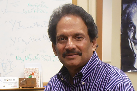 Chemist who discovered YInMn blue named AAAS Fellow