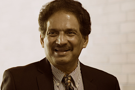 Chemist Mas Subramanian named 2019 Distinguished Professor