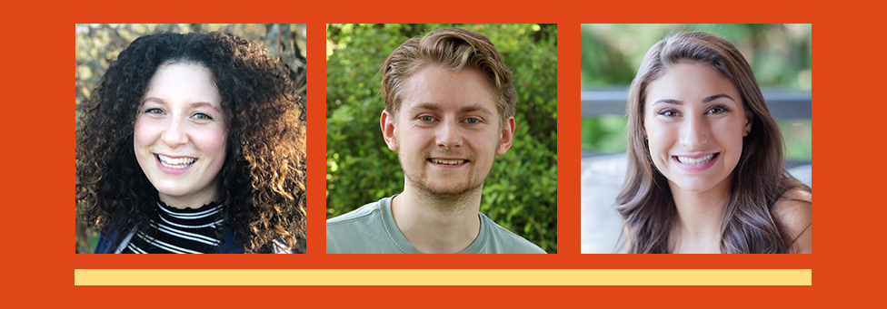 Physics, mathematics and biochemistry students named Goldwater Scholars