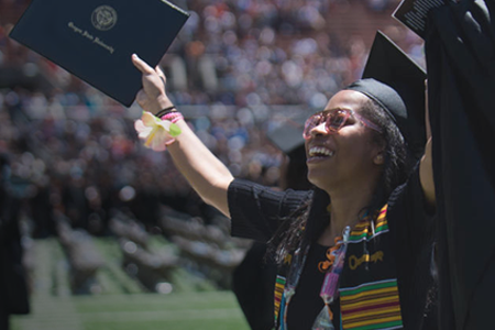 An extraordinary journey: Honoring the Class of 2019