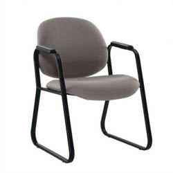 Lumbar Support Chair with Arms