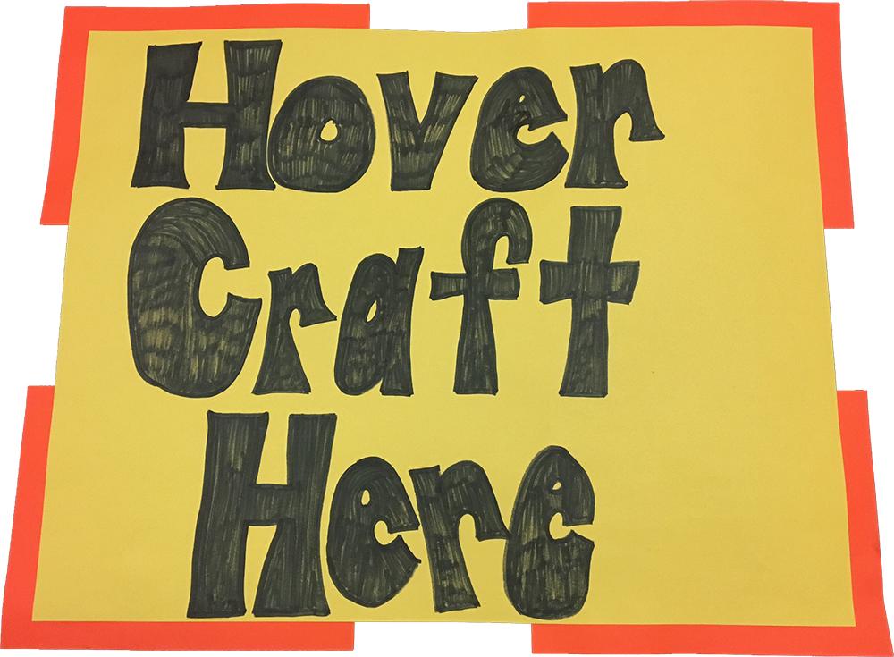 hovercraft here