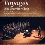 """The theme for the June 6, 2015 President's Concert was """"Voyages."""""""