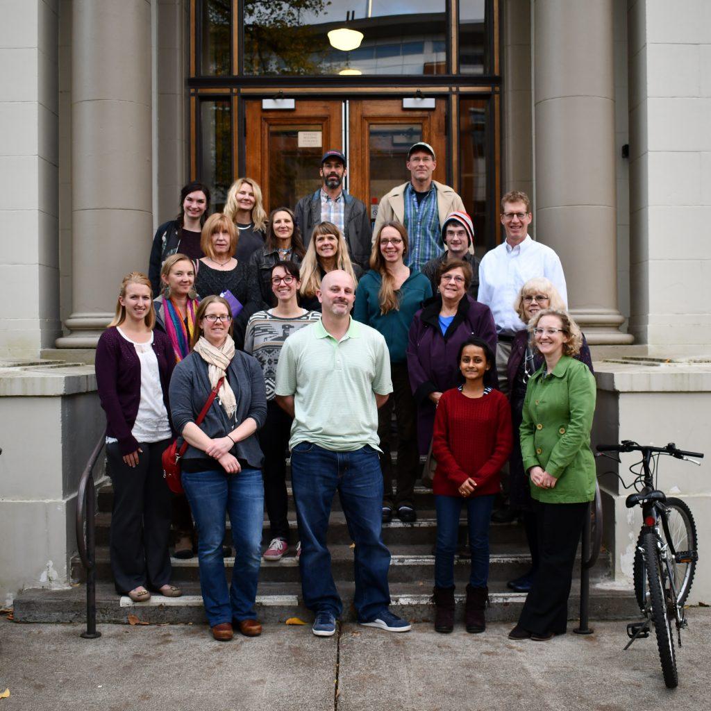 WIC Seminar Fall 2017 Participants