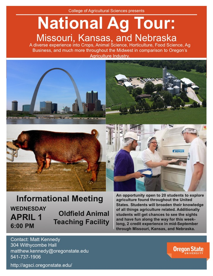 The Hype - Jane's Perspective: Midwest Ag Tour 2015