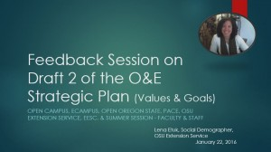 OE SP draft2 feedback PPT front