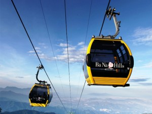 Ba Na cable car route sets four world records