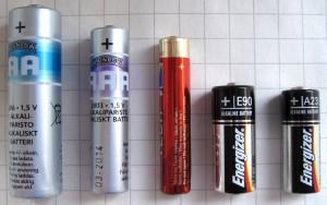 A-A23-N-batteries