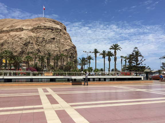 Port of departure: Arica, Chile - PICTURES