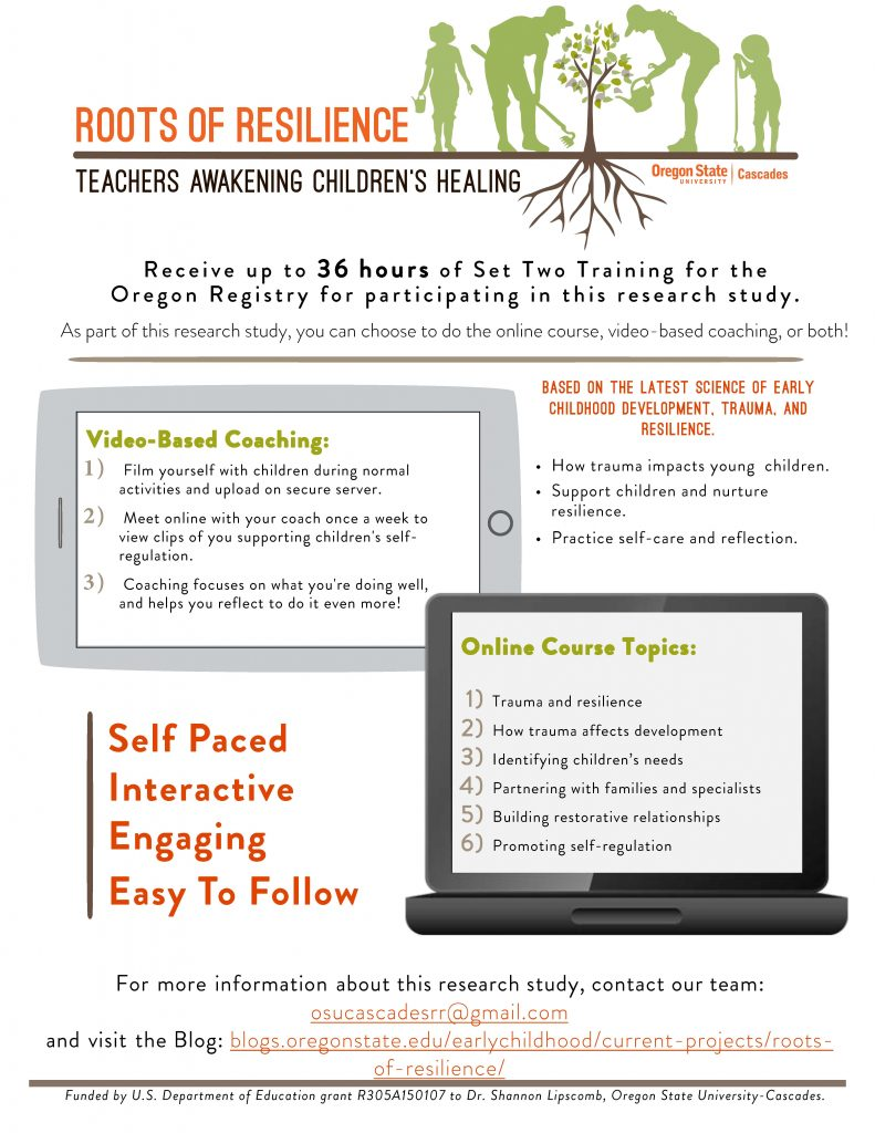 Early Childhood Research Needs Update >> Roots Of Resilience Teachers Awakening Children S Healing The