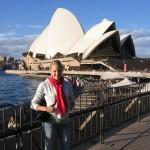 IE3 student in Australia