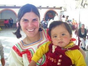 Jenn Busick in Bolivia