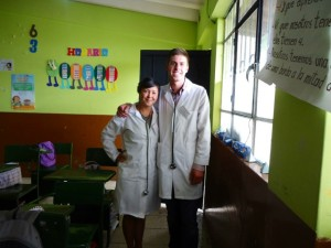 Erik Dove I CFHI I Ecuador