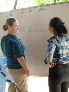 Khmer Intensive Language Study l Boren Fellowship l Cambodia