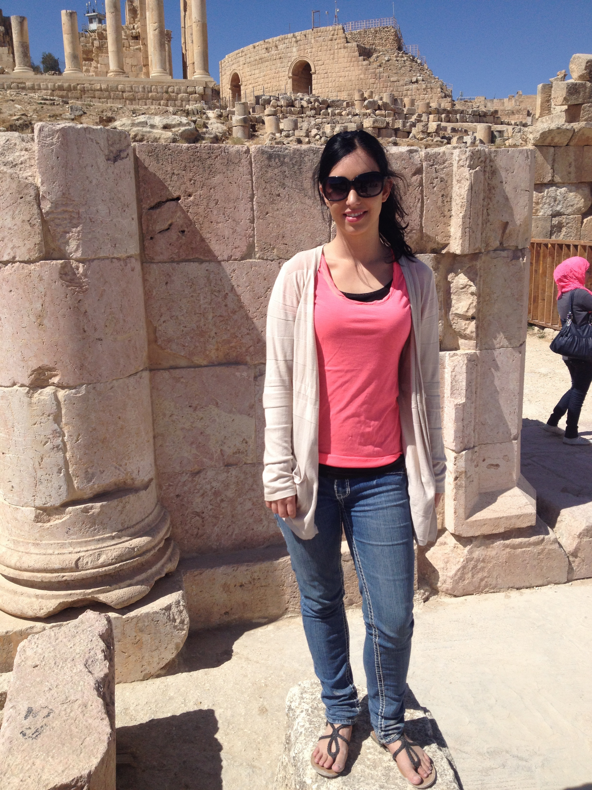 Perfect Dress Code For Women In Jordan  Travel Tales From India And Abroad