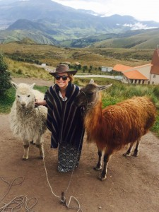 Rebekah Smith l CFHI Ecuador l Alpacas