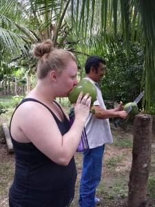 Student in the Field l Aynn Setright