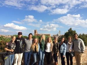 AHA Study Abroad Students l Silvia Minucci