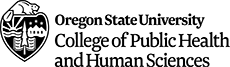 Logo for College of Public Health and Human Sciences