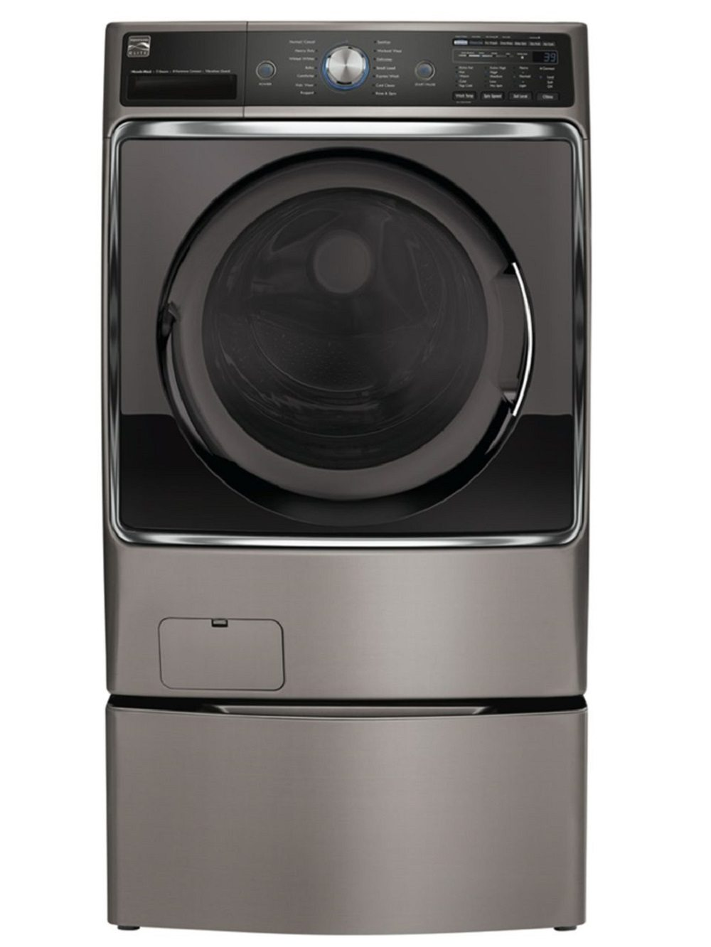Best top load washers on the market - The 2016 Kenmore Front Loading Washing Machine