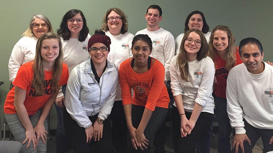 OSU Health Aging Club March 2016