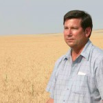 Jim Peterson led Oregon State's wheat breeding program for 12 years. (Photo: Bob Henderson)